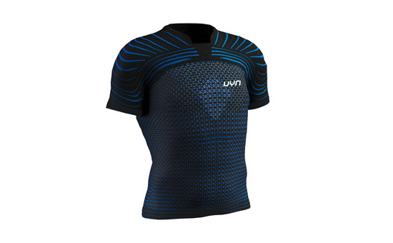 UYN RUNNING ALPHA COOLBOOST SHIRT SH SL